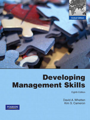 Developing Management Skills: Global Edition