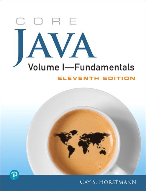 Core Java Volume I - Fundamentals