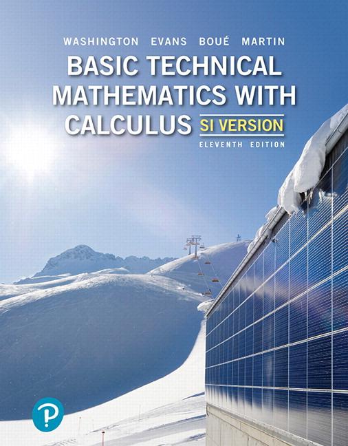 Basic Technical Mathematics with Calculus, SI Version + MyLab Math