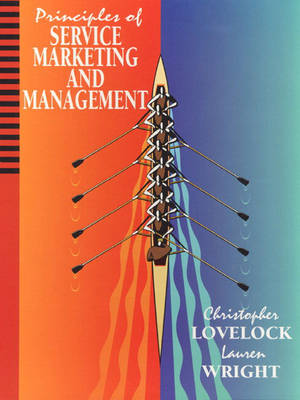 Principles of Services Marketing and Management