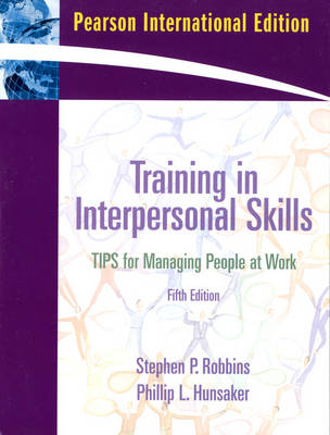 Training in Interpersonal Skills: International Edition