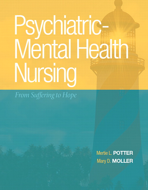 Psychiatric-Mental Health Nursing: From Suffering to Hope