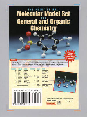 Prentice Hall Molecular Model Set for General and Organic Chemistry