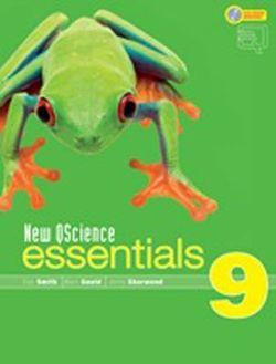 New QScience Year 9 Student Book with CD-ROM