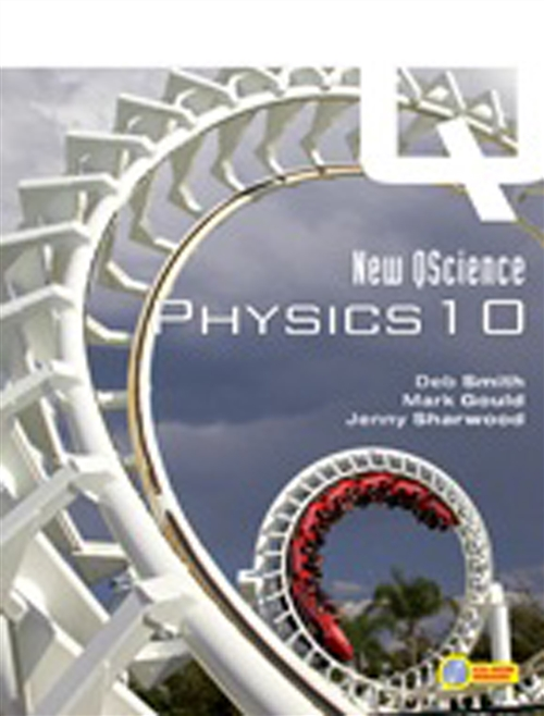 New QScience Physics 10 Student Book with CD-ROM