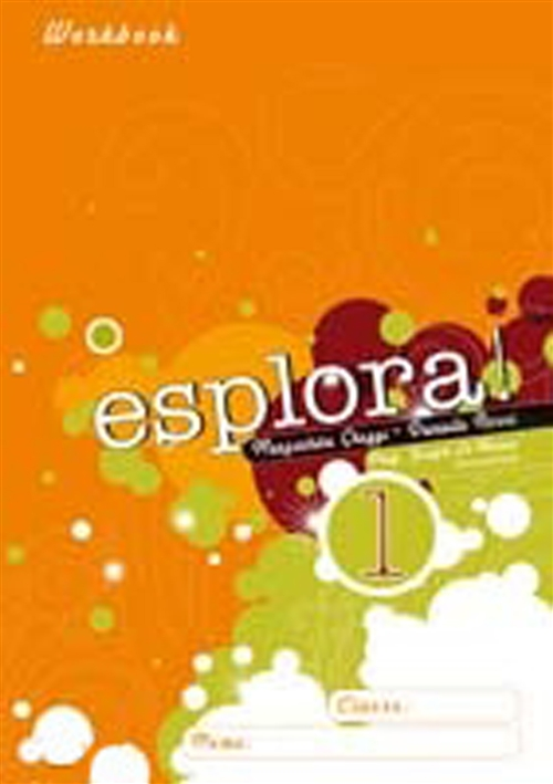 esplora! Level 1: Workbook with DVD : Workbook with DVD