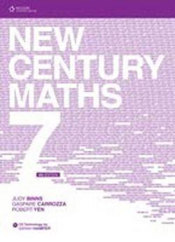 New Century Maths 7: Student Book with CD