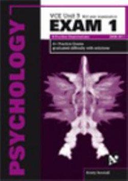 Psychology Exam 1 VCE Unit 3
