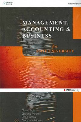 Cp0200: Management Accounting and Business + Experiencing Accounting Video Series Access Card