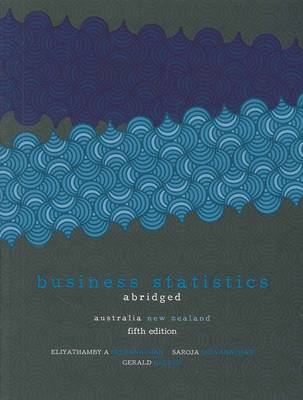 Bundle: Business Statistics - Abridged: Australia New Zealand Edition + Aplia