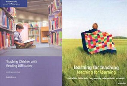 Bundle: Learning for Teaching: Teaching for Learning + Teaching Children with Reading Difficulties