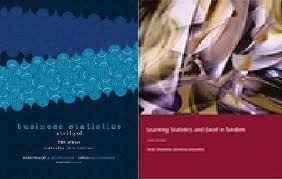 Business Statistics - Abridged: Australia New Zealand Edition + Learning Statistics and Excel in Tandem: With Excel