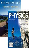Bundle: College Physics + EWANotification Card 12 Months + Physics CourseMate with eBook Printed Access Card for Serway/Vuille's College Physics