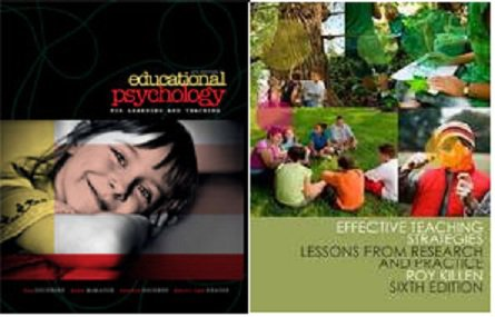 Bundle: Educational Psychology for Learning and Teaching + Effective Teaching Strategies : Lessons from Research and Practice