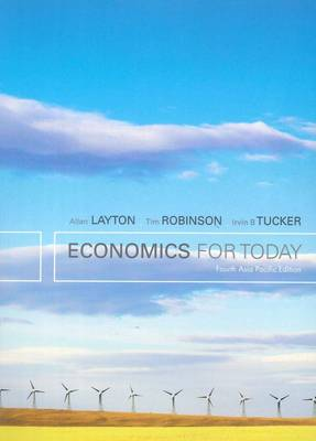 Bundle:Economics for Today : 4th Asia Pacific Edition Student Resource Access 12 Months + Global Economic Watch GEC Card + Aplia Notification Card
