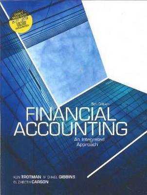 Bundle: Financial Accounting: An Integrated Approach + Financial Accounting Student Study Guide