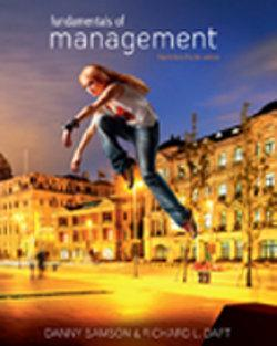 Bundle: Fundamentals of Management: Asia Pacific Edition + APLIA Printed Access Card