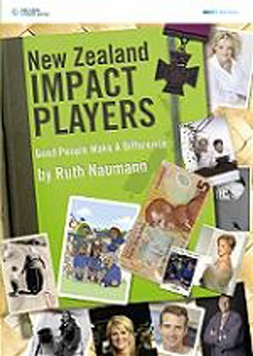 New Zealand Impact Players : Years 9-10