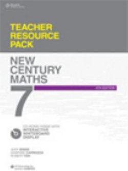New Century Maths 7 Teacher Resource Pack