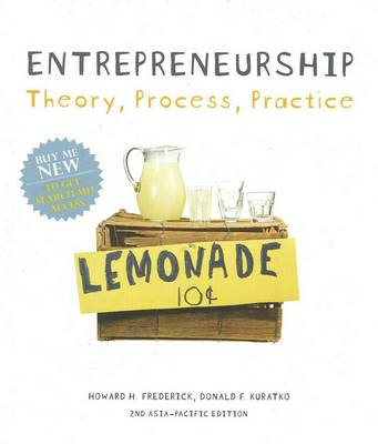Entrepreneurship : Theory, process, practice, Asia-Pacific Edition with Student Resource Access 12 Months