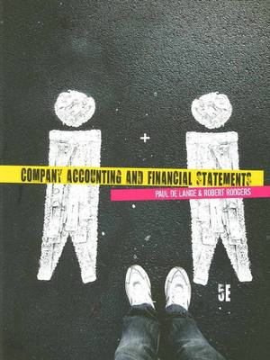Company Accounting and Financial Statements : Australia-New Zealand Edition
