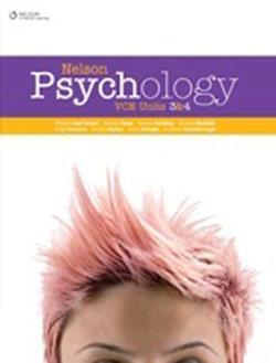 Nelson Psychology VCE Units 3 & 4: : Student Book