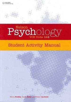 Nelson Psychology VCE Units 1 & 2 Student Activity Manual