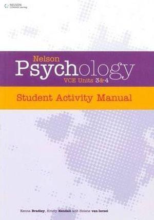 Nelson Psychology VCE Units 3 & 4: : Student Activity Manual