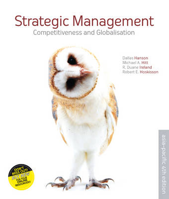 Strategic Management: Competitiveness and Globalisation with Online Stud y Tools 6 months