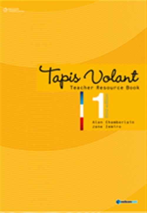 Tapis Volant 1 Teacher Resource Pack
