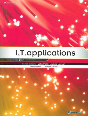 IT Applications, VCE Units 3 and 4