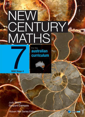 New Century Maths 7 for the Australian Curriculum NSW Stage 4 (Student Book with 4 Access Codes)