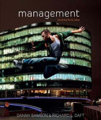 Management: Asia Pacific Edition with Online Study Tools 12 months