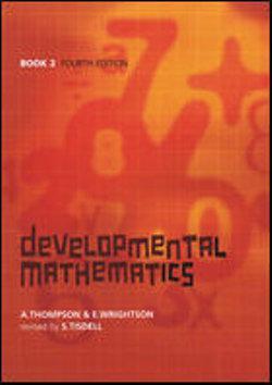 Developmental Mathematics Book 2 - Year 8 with CD