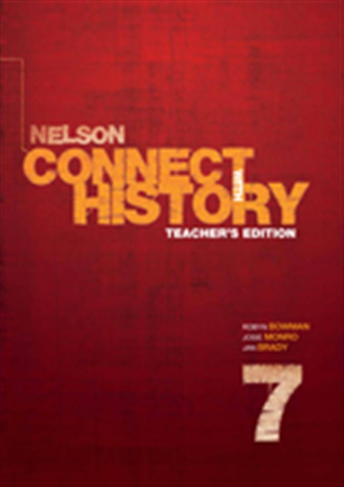 Nelson Connect with History Year 7 Teacher's Edition