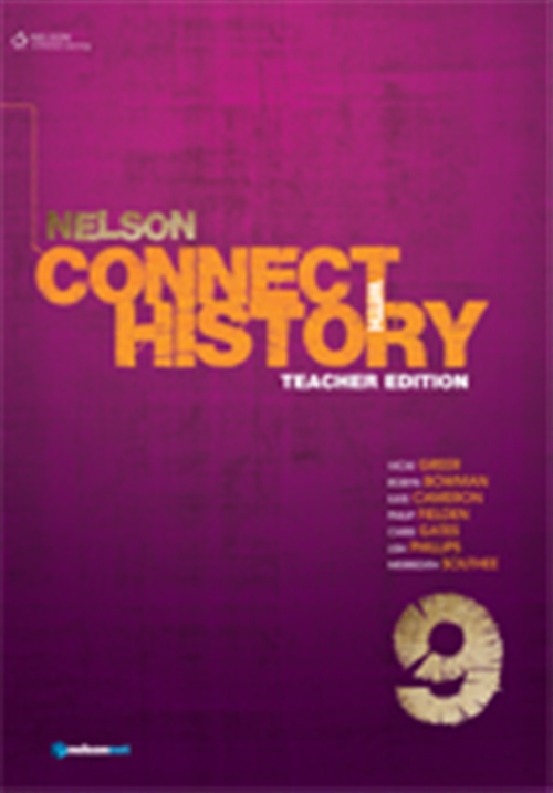 Nelson Connect with History Year 9 Teacher's Edition