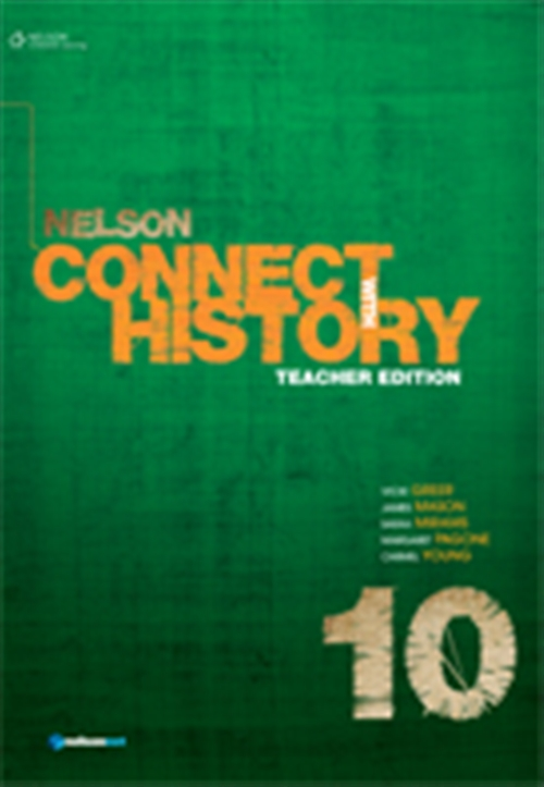 Nelson Connect with History Year 10 Teacher's Edition