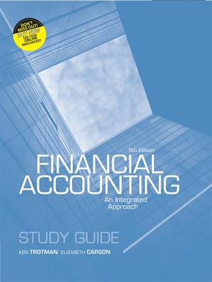 Financial Accounting Student Study Guide