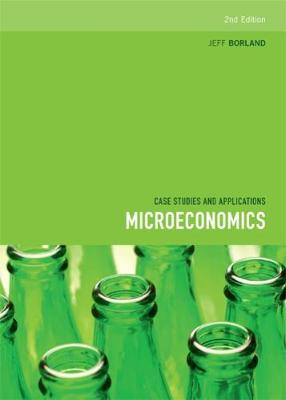 Microeconomics : Case studies and applications