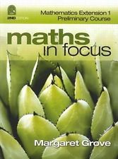 Maths in Focus: Mathematics Extension 1 Preliminary Course (Student Book with 4 Access Codes)