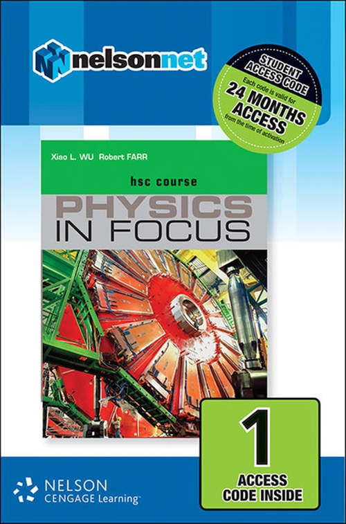 Physics in Focus HSC (1 Access Code Card)