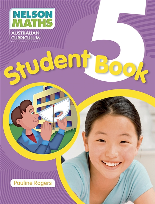 Nelson Maths: Australian Curriculum Student Book 5