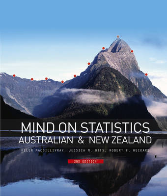 Mind on Statistics: Australian & New Zealand with Online Study Tools 12 months