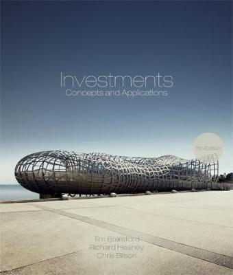 Investments: Concepts and Applications with Online Study Tools 12 months