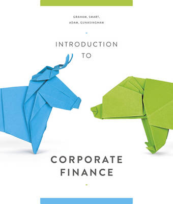 Introduction to Corporate Finance: Australia and New Zealand Edition with Online Study Tools 12 months