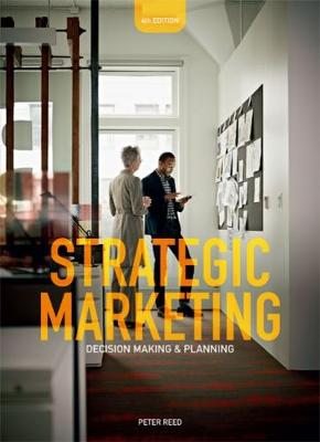 Strategic Marketing: Decision-making and Planning with Online Study Tool s 12 months