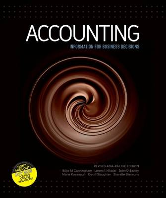 Accounting: Information for Business Decisions Revised Edition with Onli ne Study Tools 12 months
