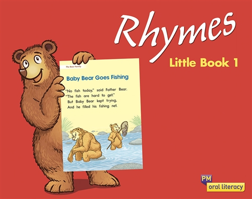 Rhymes About the Bear Family