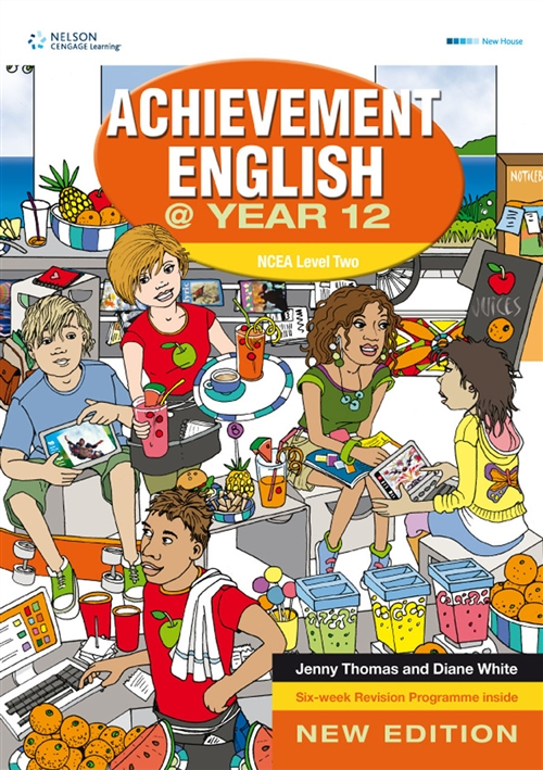 Achievement English @ Year 12 NCEA Level 2 Revised