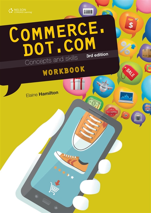 Commerce.dot.com Concepts and Skills Homework Book